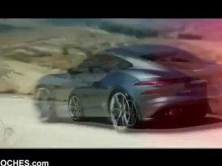 Jaguar C-X16 (Trailer) - SOBRECOCHES.com