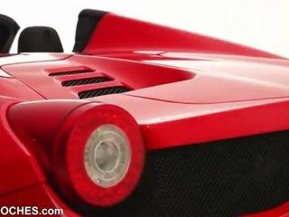 Ferrari 458 Italia Spider (Vídeo promocional) - SOBRECOCHES.com