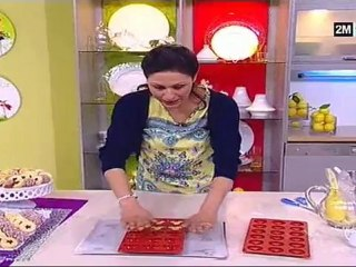 madeleine choumicha recette vidéo confiture