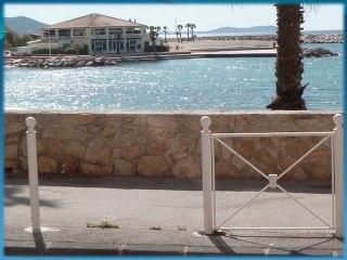 promenade littoral du mourillon  Toulon musique de Tchaïkovski