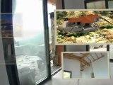 Chantier en cours en Corse du Sud par le Cabinet d'Architecture Kayser Milleliri, Architecte DPLG