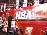 NBA 2K11 en GAMEFEST, en HobbyNews.es