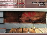 Seattle Water Damage Repair — Basement Flooding Remedied