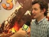 Entrevista - Uncharted 3 en GAMEFEST 2011 con HobbyNews.es