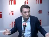 Florian Philippot, invité du matin RFI - 01062012
