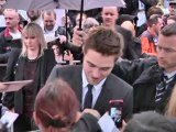 Robert Pattinson Reveals He Would Make Another Twilight Movie at 'Cosmopolis' Premiere