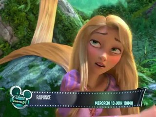 Disney Cinemagic - Raiponce - Mercredi 13 Juin à 18H40