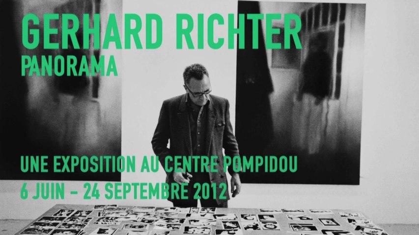 Gerhard Richter | Exposition