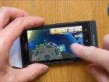 Sony Xperia sola - демонстрация работы