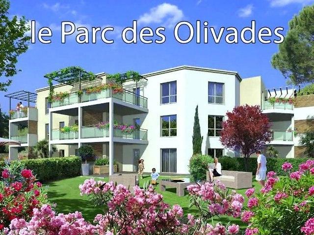 Habitec : Parc des Olivades par Mathieu Vignal
