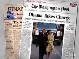 Las portadas de la prensa americana abren con Obama
