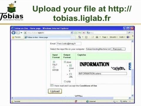 A short presentation of Tobias