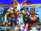 Tráiler de las nuevas caras de Street Fighter X Tekken en HobbyNews.es