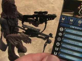 Classic Toy Room - CHEWBACCA: STAR WARS SAGA LEGENDS action figure review