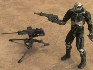 Classic Toy Room - CRYSIS 2 NOMAD NANOSUIT 1.0 action figure review
