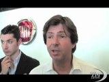 Fiat, Francois: ecologia ci ripaga in tempi di crisi - VideoDoc. Il capo del brand: scelta premiante per chi compra una Fiat