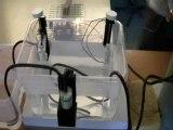 Technologie : fonctionnement de la maquette d'un château d'eau