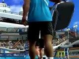 Virtua Tennis Challenge tráiler gameplay (Android) en HobbyNews
