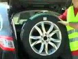 Cómo cambiar un rueda pinchada