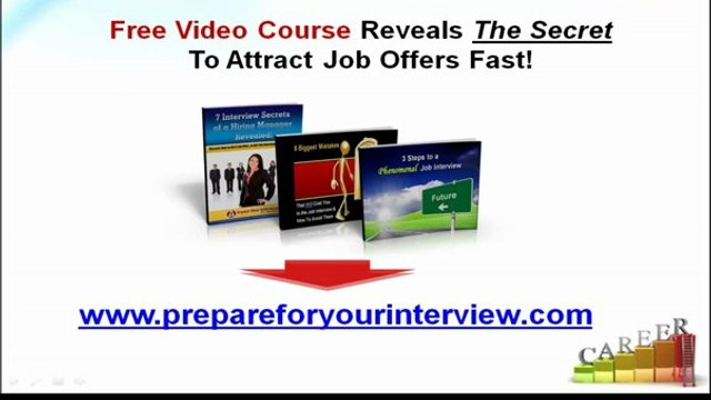 Job Interview Questions and Answers - Why Should We Hire You
