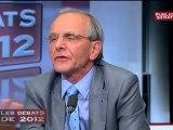 Les débats de 2012 : Bernard Debré et Axel Kahn