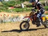 Moto Cross à Monti, Sessions Jeunes de Novembre 2011 à Mai 2012