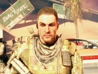 TV Trailer de Spec Ops: The Line