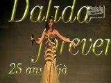 Dounia Batma en hommage à Dalida - الفنانة دنيا بطمة في حفلة تكريم داليدا