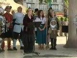 Rouen: les cérémonies Jeanne d'Arc dans Rouen