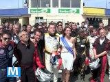 Première journée de Miss 24Heures du Mans - Le Maine Libre