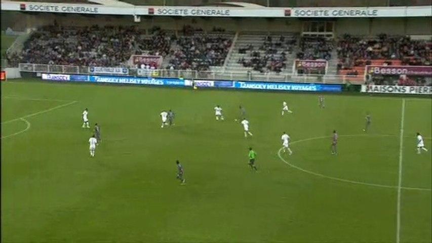 23/10/11 : Julien Féret (74') : Auxerre - Rennes (0-1)