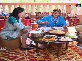 Choumicha - Recette Taddert Chhiwat Bladi