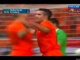 Holland vs Northern Ireland 1:0 van Persie