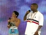 "The Game & Keyshia Cole ""Game's Pain"" Live @ BET ""106 & Park"", 06-11-2008"