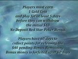 No Deposit Red Star Poker Bonus Reviewed - Get $50 Free Poker Money No Deposit