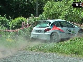 Rallye de la Luronne 2012 HD