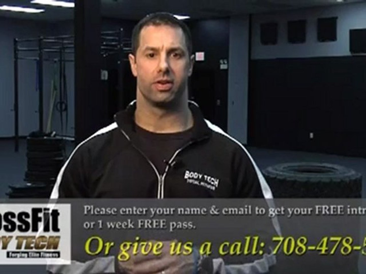 CrossFit Body Tech in New Lenox, IL l CrossFit Body Tech in