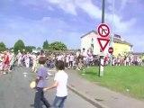 Manifestation des habitants de Saint-Maur des Fossés et Sucy en Brie contre l'usine Eiffage de Bonneuil sur Marne
