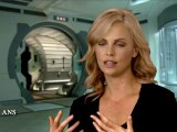 PROMETHEUS PLOT THICKENS AS CHARLIZE THERON AND MICHAEL FASSBENDER DISH