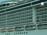 Activists protest over cruise ships in Venice lagoon