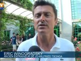 Roland-Garros : Tsonga confiant face à Wawrinka