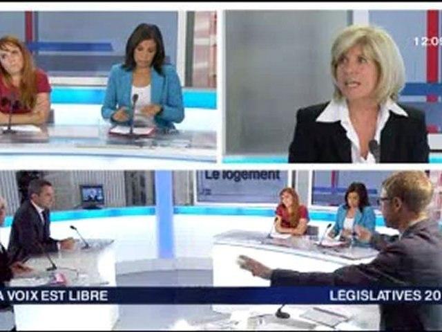 Focus sur la 3ème circonscription des Bouches-du-Rhône (quartiers nords) dans La Voix est Libre
