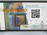 Une publicité interactive sur TF1 pour la campagne amaguiz