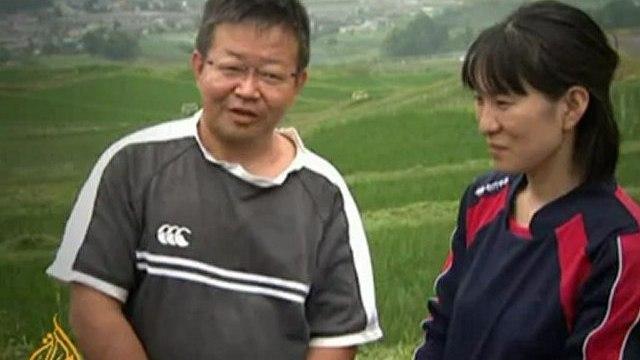 Japan rice cultivation 'in danger'
