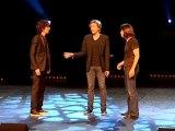 Jérémy Ferrari, Arnaud Tsamere et Baptiste Lecaplain - la tournée du trio
