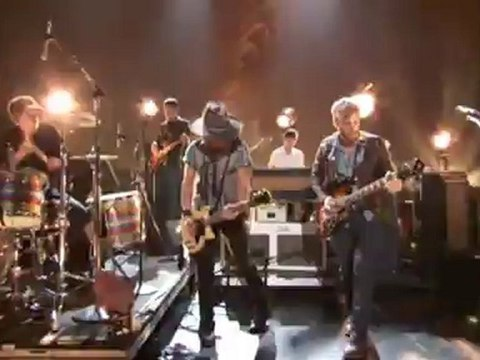 The Black Keys - Lonely Boy featuring Johnny Depp