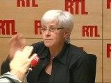 """Françoise de Panafieu, députée UMP sortante : """"Nous risquons de n'avoir aucune femme députée à Paris"""""""