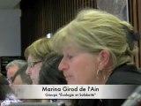 Marina Girod de l'Ain-Précarité