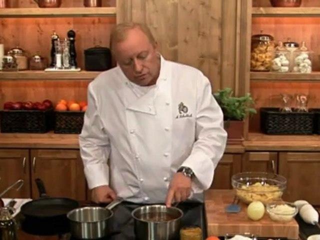Alfons Schuhbeck kocht Kartoffelsalat auf www.321kochen.tv