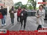 Législatives 2012 : Hélène Parra (PS) en campagne